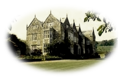 Stately NorthCourt Manor, home to Church, State and Household